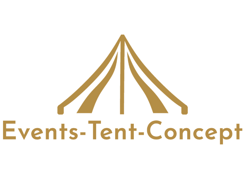 tentes logo design events tent concept