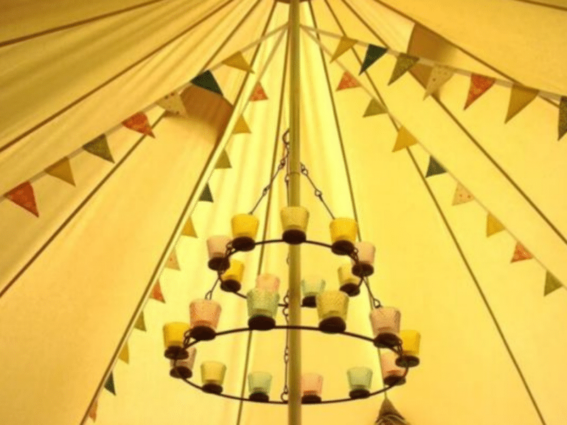 tipis decoration interieure